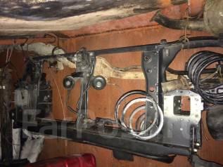 Рамка радиатора. Subaru Legacy B4, BE9, BE5, BEE