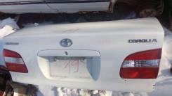 Крышка багажника. Toyota Corolla, AE110, AE100