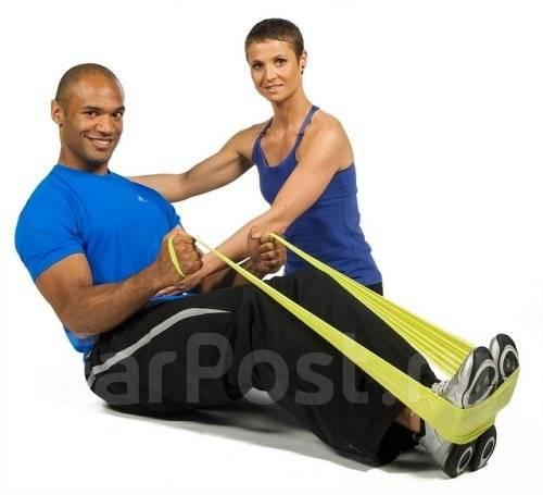 Лента для фитнеса своими руками