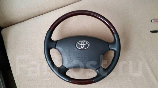 Руль. Toyota: Celsior, Hilux Surf, Alphard, Voxy, Camry Gracia, Brevis, Aristo, Avensis, Land Cruiser Prado, Camry, Avensis Verso, Avalon, Chaser, Cor...