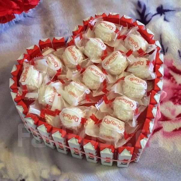 Как сделать рафаэлло конфеты
