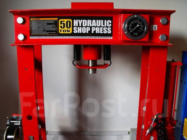 Гидравлический пресс 50 тонн