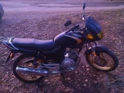 Мотоцикл yamaha ybr125 2009г