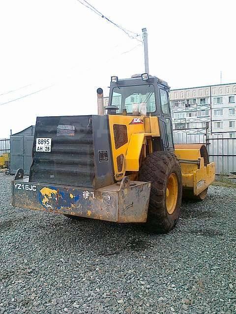 Услуги Виброкаток 16 тонн