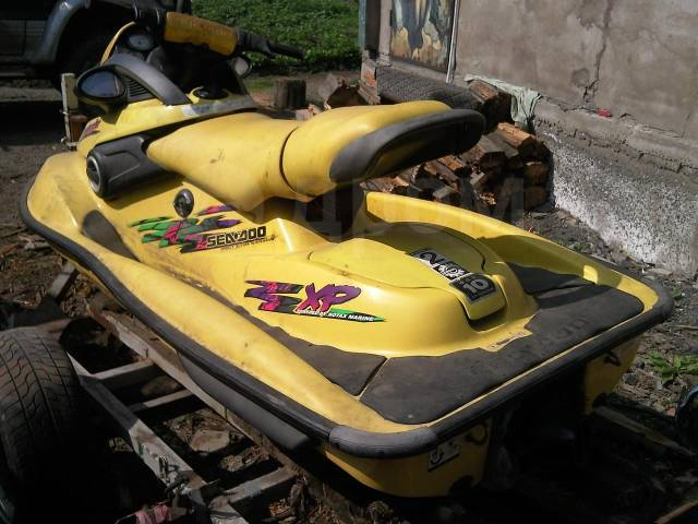 BRP Sea-Doo. 110,00 л.с., 1997 год год