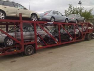 Отправка автомобилей автовозами , ж/д сетками, контейнерами!
