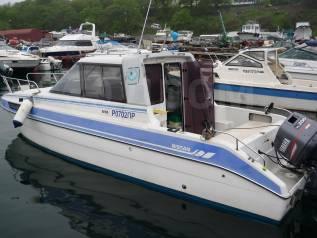 Аренда катера, отдых, рыбалка, кальмар, доставка на рейд. 10 человек, 65км/ч