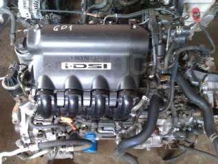 Двигатель в сборе. Honda Jazz Honda Fit Двигатели: L13A, L13A1, L13A2, L13A5, L13A6
