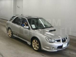 Кузов в сборе. Subaru Impreza