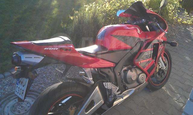 Honda Cbr 600 Rr 2005g Honda Cbr600rr 2005 Prodazha Motociklov V