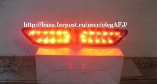 Стоп-сигнал. Nissan Patrol, Y62 Двигатель VK56VD