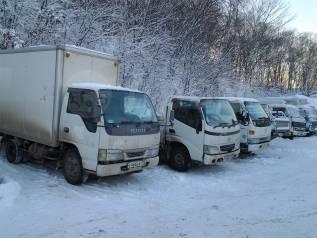 Прокат, аренда грузовика (без водителя) катег В на автомате. БАМ
