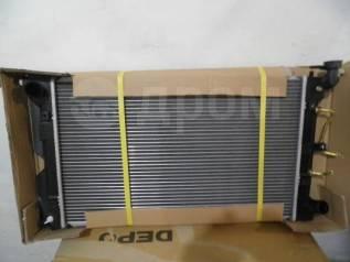 Радиатор охлаждения двигателя. Toyota: Corolla Spacio, Allex, Corolla Fielder, Voltz, Corolla Runx Двигатель 3CE
