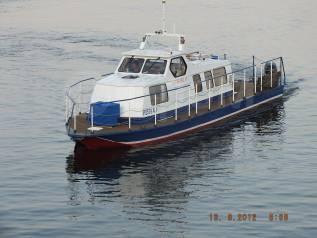 Продам катера Стрелец-М. 2012 год год, длина 13,00м., двигатель подвесной, 300,00л.с., бензин