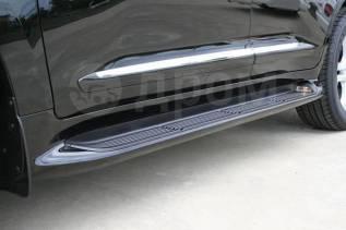 Накладка на дверь. Lexus LX450d, URJ201, URJ202 Lexus LX570, URJ201, URJ201W, URJ202, SUV Lexus LX460, URJ201, URJ202 Toyota Land Cruiser, GRJ200, J20...