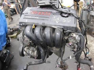 Двигатель в сборе. Toyota Corolla Двигатели: 1ZZFBE, 1ZZFE