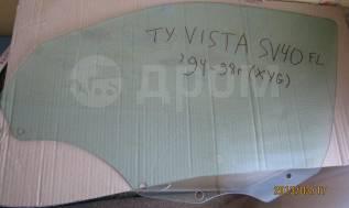 Стекло боковое. Toyota Vista, CV40, SV40
