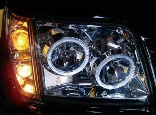 Оптика. Toyota Land Cruiser Prado, KZJ90W, KZJ95W, RZJ90W, RZJ95W, VZJ90, VZJ90W, VZJ95, VZJ95W, КZJ90, КZJ95 Двигатели: 1KZTE, 3RZFE, 5VZFE