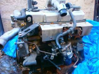 Двигатель в сборе. Nissan Terrano, LBYD21, WBYD21 Nissan Datsun, BMD21 Двигатели: TD27T, TD27TI