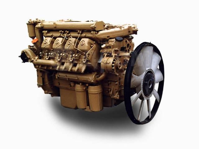 Двигатель в сборе. Камаз 54115