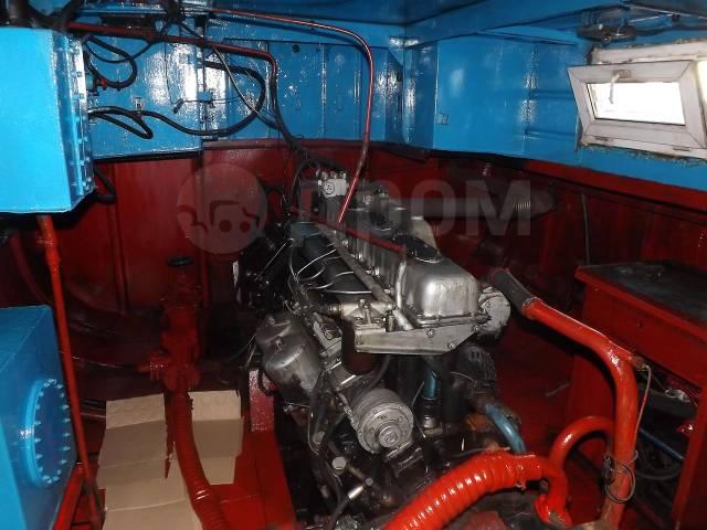 Костромич. 1981 год год, длина 20,00м., двигатель стационарный, 235,00л.с.