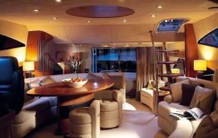 Аренда комфортабельной моторной яхты для VIP клиентов. 15 человек, 56км/ч