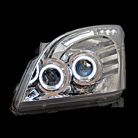 Оптика. Toyota Land Cruiser Prado, GRJ120, GRJ120W, KDJ120, KDJ120W, KZJ120, LJ120, RZJ120, RZJ120W, TRJ120, TRJ120W, VZJ120, VZJ120W