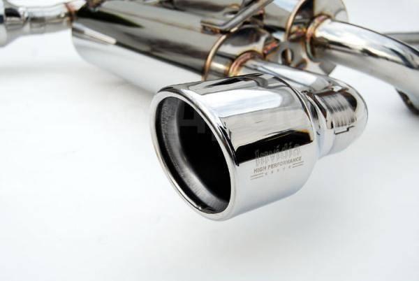 Выхлопная система. Infiniti FX35, S51 Infiniti FX50 Infiniti FX37, S51 Двигатели: VQ35HR, VQ37VHR