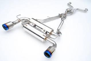 Выхлопная система. Infiniti G37, V36 Двигатель VQ37VHR