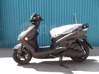Yamaha Cygnus X125. 125куб. см., исправен, птс, без пробега