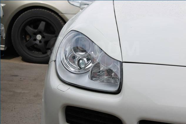 Накладка на фару. Porsche Cayenne, 955. Под заказ