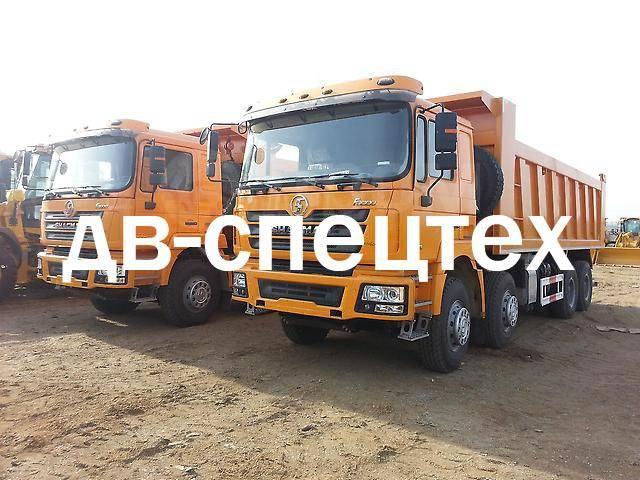 Shaanxi Shacman. Продаем новые Самосвалы Shacman 8x4 375 л. с. Евро-4, 9 726куб. см., 35 000кг., 8x4. Под заказ