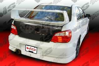 Губа. Subaru Impreza WRX STI, GD, GDB