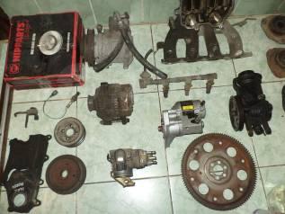 Маховик на Двигатель 5A-Fe Тoyota. Toyota Corolla, AE100, AE100G Двигатели: 4AFE, 5AFE, 7AFE
