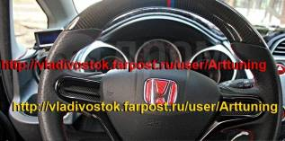 Эмблема. Honda: Vezel, Accord, Odyssey, CR-V, Stream, Civic, Insight, Fit Shuttle, Fit, Stepwgn Двигатель P6FD1