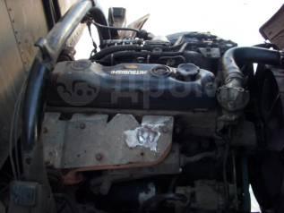 Двигатель в сборе. Mitsubishi Fuso Canter Mitsubishi Canter Двигатель 4D33