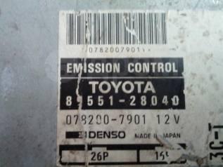 Блок управления двс. Toyota Lite Ace Noah, CR40, CR40G, CR50, CR50G Toyota Town Ace Noah, CR40, CR40G, CR50, CR50G Двигатели: 3CT, 3CTE
