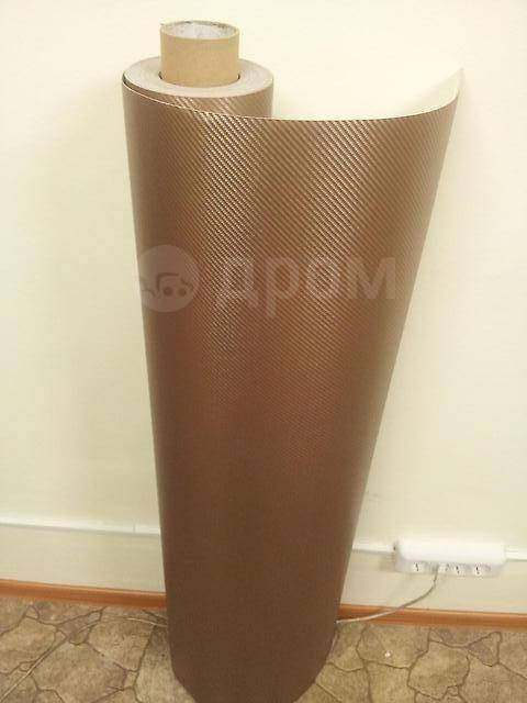 Пленка 3D карбон 3М Наилучшее качество на тканевой основе (золото) - GT и  тюнинг в Новосибирске 7cf175d47c0