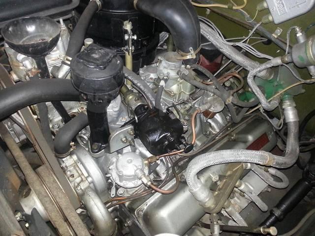 ЗИЛ 131. Зил-131(кунг) Госрезерв, гаражного хранения., 7 000куб. см., 6 000кг.