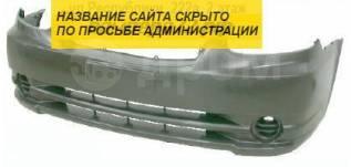 Бампер. Hyundai Accent Hyundai Verna