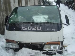 Кабина. Isuzu Elf, NKR71 Двигатели: 4HF1, 4HF1N, 4HF1S