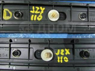 Накладка на порог. Toyota Mark II, JZX110. Под заказ