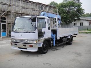 Эвакуатор (бортовой грузовик с манипулятором. )