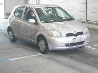 Toyota Vitz. SCP10