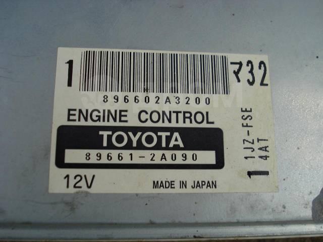 Блок управления двс. Toyota Verossa Двигатель 1JZFSE