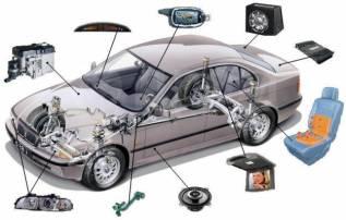 Установка и ремонт автосигнализации