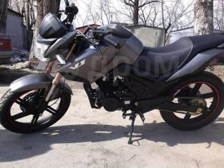 Irbis vj 250cc, 2014. 250куб. см., исправен, птс, с пробегом