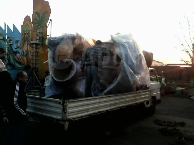 Грузоперевозки1,2,3,6т Грузчики, Бортовые, Самосвалы, Ямобур Вывоз мусора