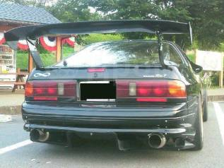 Сплиттер. Mazda RX-7, FD3S Mazda RX-8 Toyota: Soarer, Altezza, Chaser, Mark II, Cresta Subaru Impreza Mitsubishi Lancer, C32V Nissan Laurel, C32 Nissa...