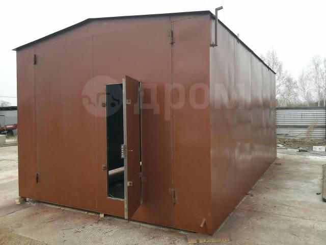 Изготовление металлических гаражей в чите фундамент для металлического гаража